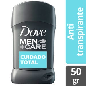Desodorante Antitranspirante Dove Men Care Cuidado Total en Barra 50 gr