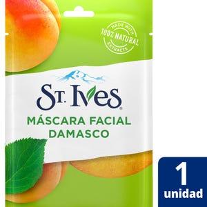 Máscara Facial St. Ives Damasco 1 un