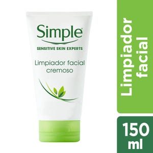 Limpiador Facial Simple Cremoso 150 ml