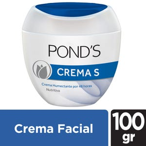 Crema Facial Humectante Pond's S 100 gr