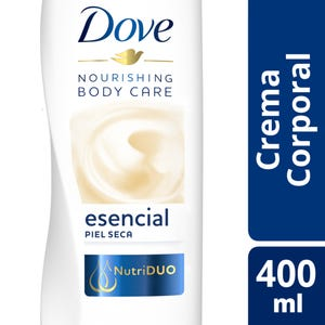 Crema Corporal Dove Nutrición Esencial 400 ml