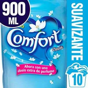 Suavizante Regular Comfort Clásico Doypack 900 ml
