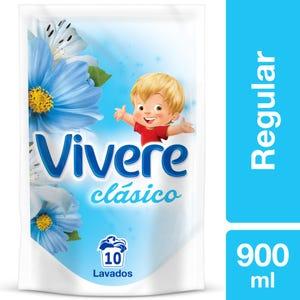 Suavizante Regular Vivere Clásico Doypack 900 ml