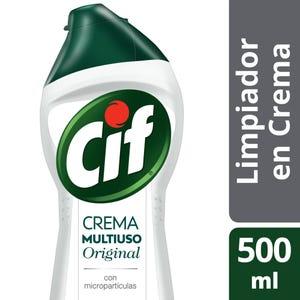 Limpiador Cif Cremoso Original con Micropartículas 500 ml