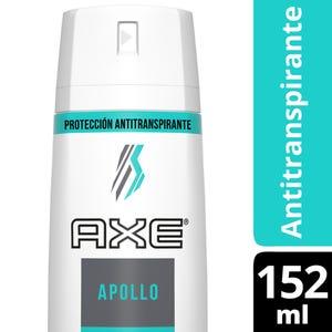 Desodorante Antitranspirante Axe Apollo en Aerosol 152 ml