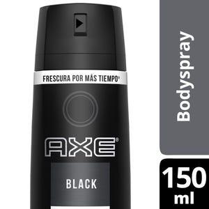 Desodorante Axe Black en Aerosol 150 ml