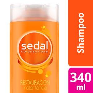 Shampoo Sedal Restauración Instantánea 340 ml