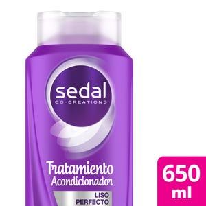 Acondicionador Sedal Liso Perfecto 650 ml