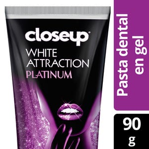 Pasta Dental Close Up White Attraction 90 gr
