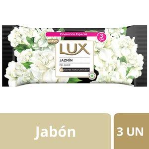 Jabón en Barra Lux Jazmín multipack 3x125 gr