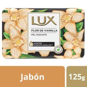 Jabón en Barra Lux Flor de Vainilla 125 gr