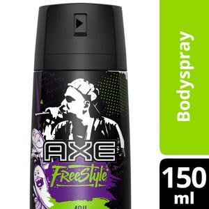 Desodorante Axe Freestyle en Aerosol 150 ml