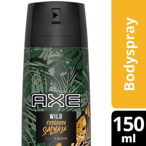 Desodorante Axe Frescura salvaje aerosol 150 ml