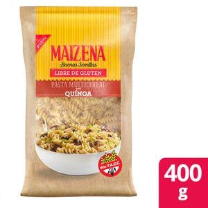 Fideos Maizena Muticereal con Quínoa 400 gr