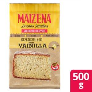 Premezcla para bizcochuelo de Vainilla Maizena 500 gr