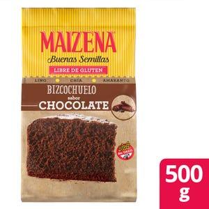 Premezcla para bizcochuelo de Chocolate Maizena 500 gr