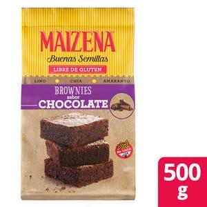 Premezcla Maizena para brownie 500 gr
