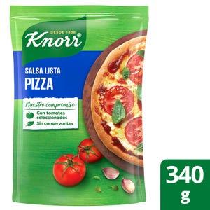 Salsa Lista Knorr Pizza 340 gr