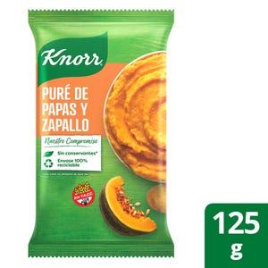Puré de Papas y Zapallo Knorr 125 gr