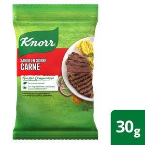 Caldo enSobres para Saborizar Knorr de Carne 4 un