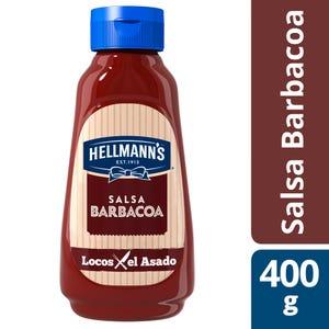 Barbacoa Hellmann's Botella 400 gr