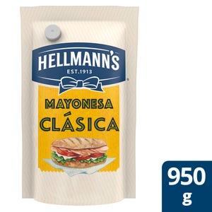 Mayonesa Clásica Hellmann's Doypack 950 gr