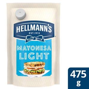 Mayonesa Light Hellmann's Doypack 475 gr