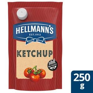 Ketchup Clásico Hellmann's Doypack 250 gr