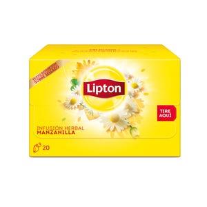 Té Lipton Manzanilla 20 un