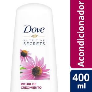 Acondicionador Dove Ritual de Crecimiento 400 ml