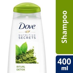 Shampoo Dove Matcha Ritual Detox 400 ml