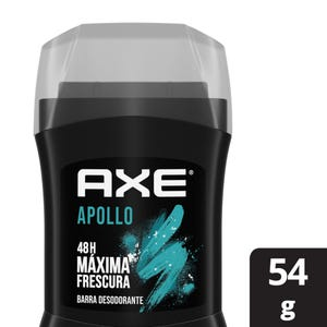 Desodorante Axe Apollo en Barra 54 gr
