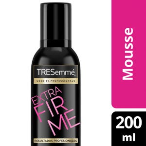 Mousse Tresemme Extra firme 200 ml