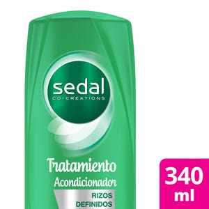 Acondicionador Sedal Rizos Definidos 340 ml