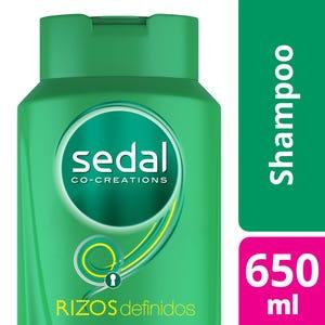 Shampoo Sedal Rizos Definidos 650 ml