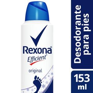Desodorante para Pies Rexona en Aerosol 153 ml