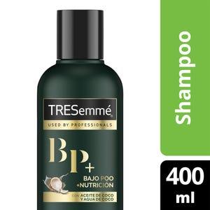 Shampoo Tresemme Bajo Poo Nutrición 400 ml
