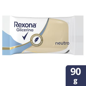 Jabón de Glicerina Rexona Neutro 90 gr