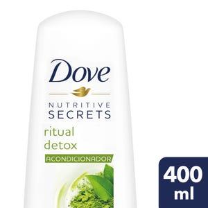 Acondicionador Dove Ritual Détox 400 ml