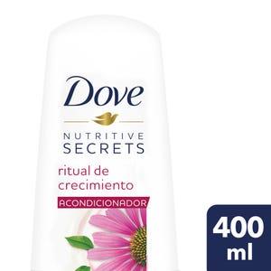 Acondicionador Dove Ritual de Equinácea 400 ml