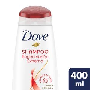 Shampoo Dove Regeneración Extrema 400 ml