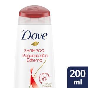 Shampoo Dove Regeneración Extrema 200 ml