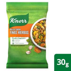 Saborizador en Sobres Knorr Finas Hierbas 4 un