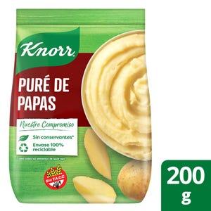 Puré de Papas Instantáneo Knorr Regular 200 gr
