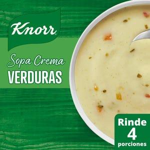 Sopa Crema Knorr Verduras 60 gr