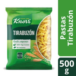 Fideos Knorr Tirabuzón 500 gr