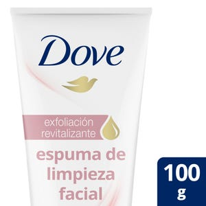 Limpiador Facial Dove Exfoliación Revitalizante 100 gr