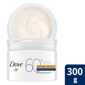 Máscara de Tratamiento Dove 1 Minuto Factor Nutrición 60 300 gr