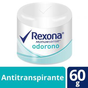 Desodorante Antitranspirante Rexona Odorono en crema 60 gr