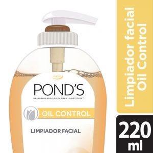 Limpiador Facial Pond's Oil Free 220 ml